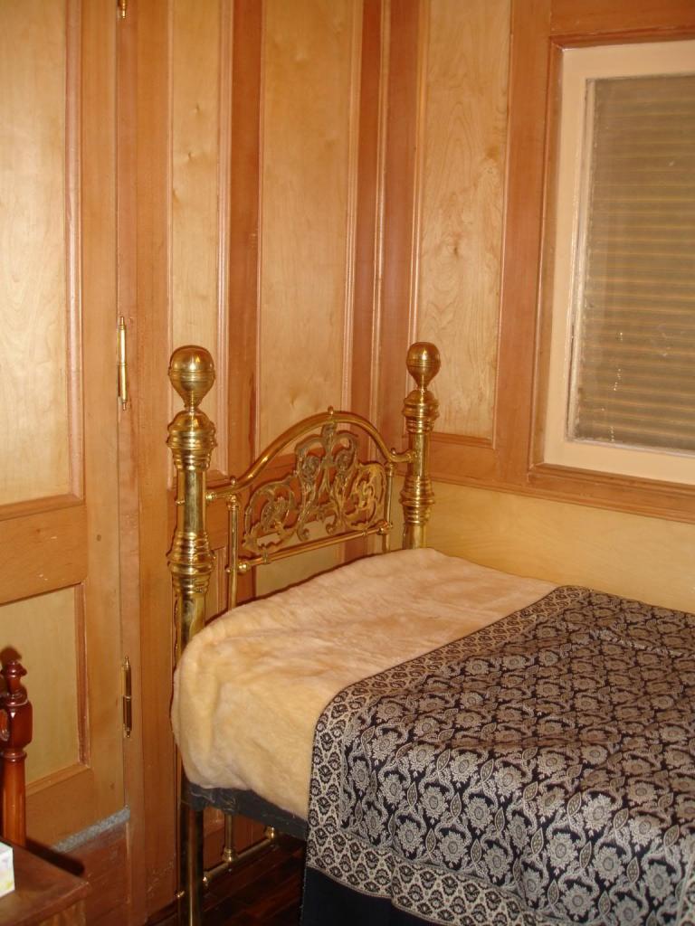 cabine ''single'' avec salle de bain privee